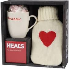 hot chocolate gift set heals beverages cosy hot chocolate gift set co uk kitchen