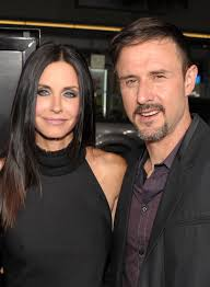 david arquette says courteney cox is a