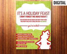christmas party invitation holiday party invitation mingle