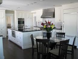 awesome dark floor white kitchen cabinets dark brown wooden