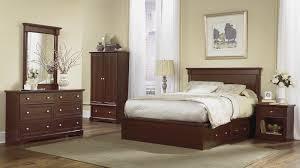 sauder bedroom furniture shoal creek full queen bookcase headboard 410147 sauder bedroom