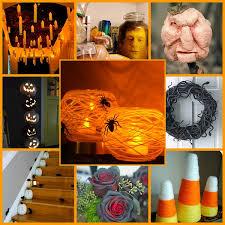 fun decor ideas easy fun spooky diy halloween decor ideas