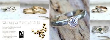 glass wedding rings glasswing jewellery ethical wedding rings and sea glass