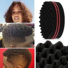 hair twist sponge magic barber twists sponge foam hair brush for dreads afro locs