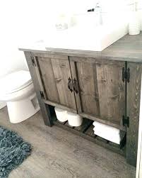 bathroom sink vanity ideas small rustic bathroom vanity brideandtribe co