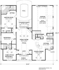 the windward 6468 3 bedrooms and 2 baths the house designers