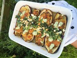 stuffed eggplant millie elder holmes