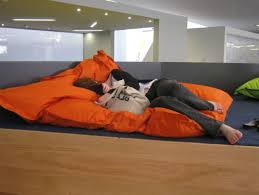 bean bag couch with built in blanket and pillow home design ideas