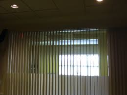 mini vertical blinds