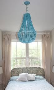 turquoise beaded chandelier make a turquoise beaded chandelier dollar store crafts