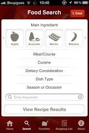 application android cuisine 43 best applications cuisine listes de courses partage de recettes