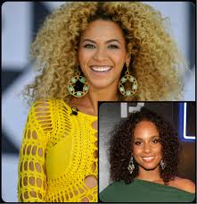 curly christmas party hairstyles 2017