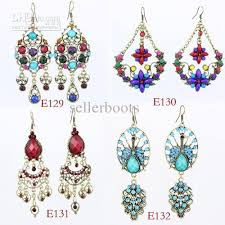 styles of earrings best 4 styles different models vintage earring fashion
