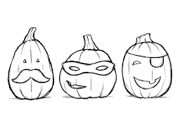 happy halloween pumpkin coloring pages free coloring pages kids