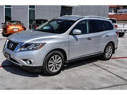 frontier dodge used cars pre owned 2015 nissan pathfinder suv in lubbock p3906 frontier