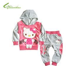 popular girls kitty hoodie buy cheap girls kitty hoodie lots