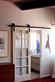 Interior Door Hanging Ingenious Inspiration Hanging Barn Doors Interior Diy Sliding Door