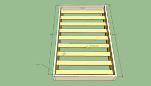 Woodworking Plans Twin Bed Frame by Bed Frame Simple Bed Frame Plans Twin Bed Frame Simple Bed Frame