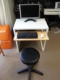 desk with keyboard tray ikea ikea micke desk with keyboard tray micke desk trays and desks