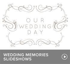 Words For A Wedding Invitation Wedding Invitations Slideshows And Collages Smilebox