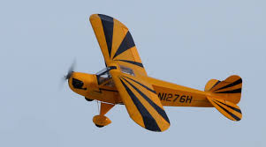 e flite clipped wing cub 250 airplane arf horizon hobby