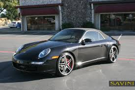 porsche turbo wheels black 997 savini wheels