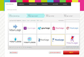put logo creation wizard on your own website and earn money on it