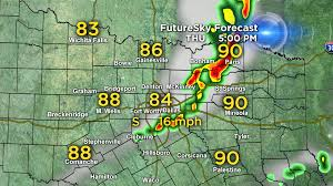 Dallas Fort Worth Metroplex Map by Severe Weather Threat In Progress Cbs Dallas Fort Worth