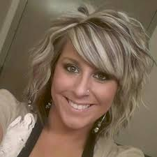 ways to low light short hair short highlighted hair google search chunky highlights