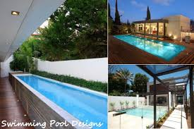Unusual Outdoor Swimming Pool Designs House Swimming Pool Design
