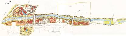 San Diego Trolley Map Asla 2011 Professional Awards First San Diego River Improvement