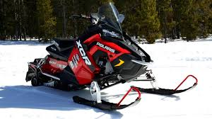 polaris snowmobile 2017 polaris 600 rush xcr review youtube