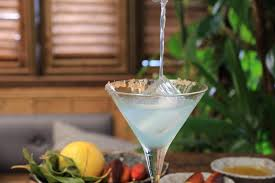 martini limoncello celebrating world gin day with local ink gin byron bay blog