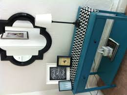 Turquoise Entry Table by Hall Table Cheap Home Decor My Creations Pinterest