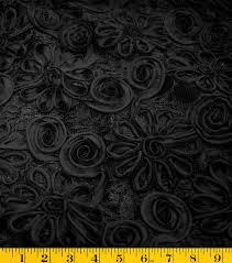david tutera fabric embroidered black lace fashion refs