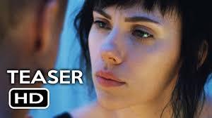 ghost in the shell official teaser trailer 1 2017 scarlett