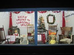mcfarland historical society window displays