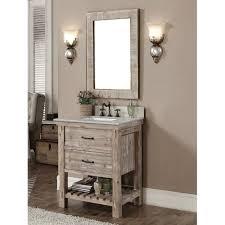 30 inch bathroom cabinet rustic style matte ash grey limestone top 30 inch bathroom vanity