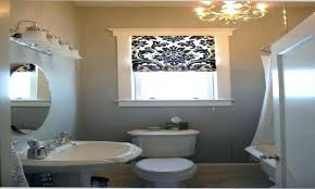 bathroom curtain ideas for windows curtains for bathroom windows window treatments for small bathroom