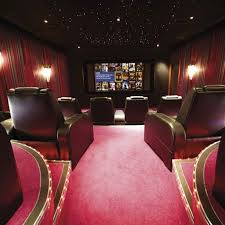 Best Media Rooms Images On Pinterest Movie Rooms Cinema - Home media room designs