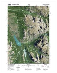 Map Of Montana And Wyoming by New Cowboy State Maps Add U S Forest Service Data