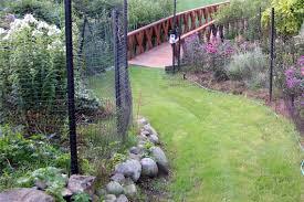 deer fence deer net what is a deer fence houselogic