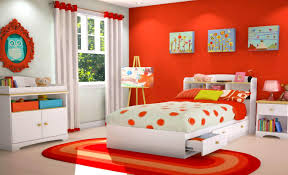 red childrens bedroom furniture izfurniture