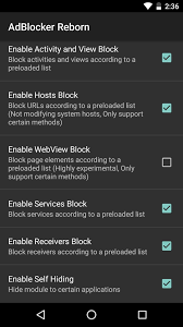 adaway android get better ad blocking with this xposed module adaway android