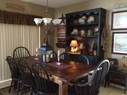 kitchen adorable primitive curtains primitive decorating ideas