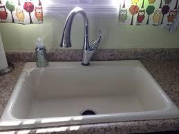 Acrylic Kitchen Sink by Manhattan Drop In Acrylic 33 In 3 Hole Single Bowl Kitchen Sink