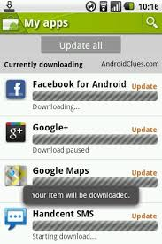 app updates android how to make android faster