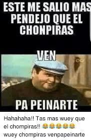 Memes Del Chompiras - 25 best memes about calmate pendejo respira calmate pendejo
