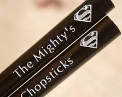 personalized chopsticks personalized chopsticks box holder custom by chopchopsticks