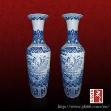 1 8m high quality chinese traditional oriental big floor vase